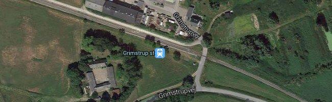 Grimstrup st. Foto: ©Google Maps