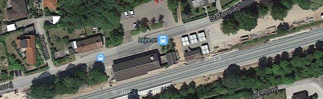 Lejre st. Foto Google Maps