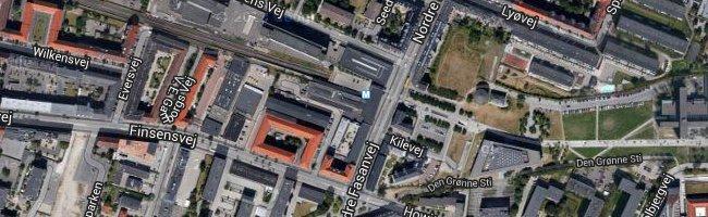 Fasanvej st. Foto: Google Maps