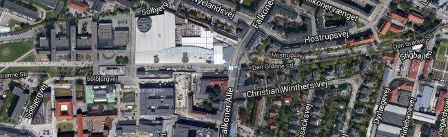 Frederiksberg st. Foto: ©Google Maps