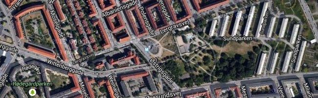 Lergravsparken st. Foto: ©Google Maps