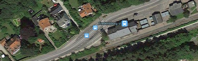 Fredensborg st. Foto: ©Google Maps