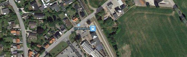 Græsted st. Foto: ©Google Maps