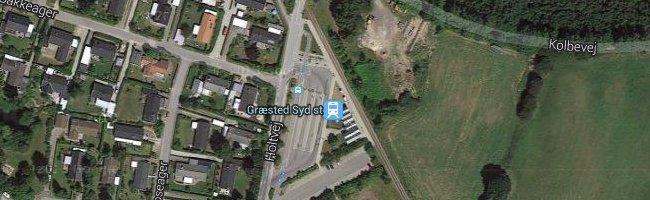 Græsted Syd st. Foto: ©Google Maps