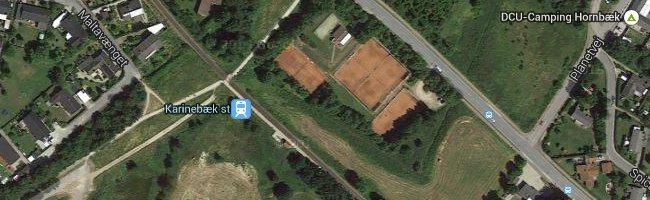 Karinebæk st. Foto: ©Google Maps