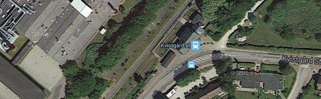 Kvistgård st. Foto: ©Google Maps