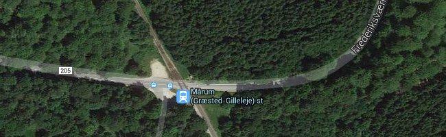 Mårum st. Foto: ©Google Maps