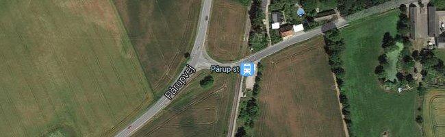 Pårup st. Foto: ©Google Maps