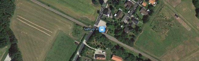 Saltrup st. Foto: ©Google Maps