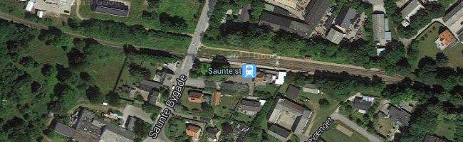 Saunte st. Foto: ©Google Maps