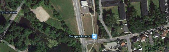 Slotspavillonen st. Foto: ©Google Maps
