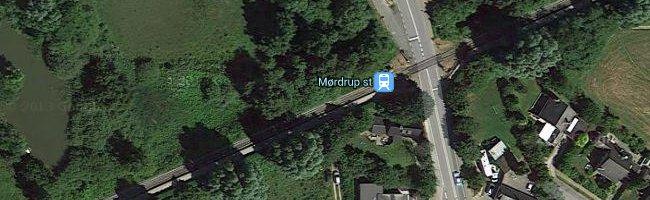 Mørdrup st. Foto: ©Google Maps
