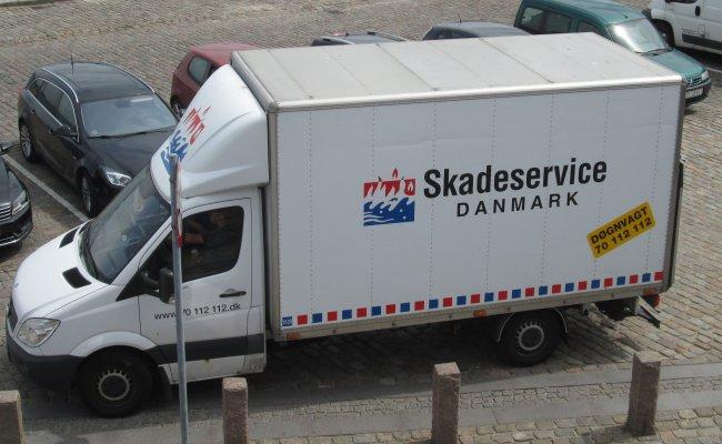 Skadeservice Danmark gået konkurs