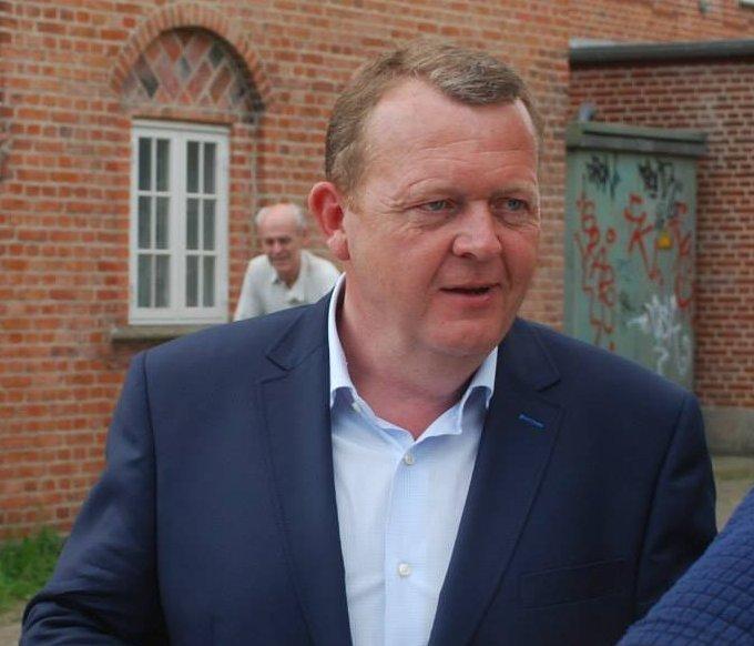 Lars Løkke Rasmussen forlader Venstre