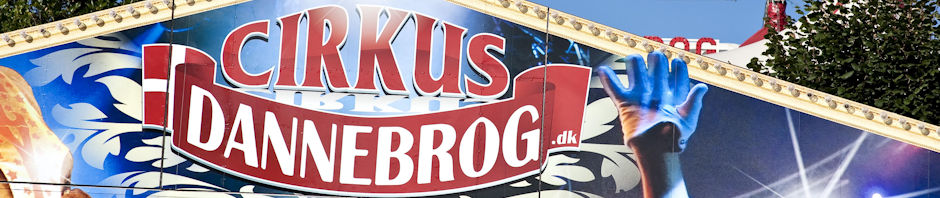 Cirkus Dannebrog er gået konkurs - for anden gang i år