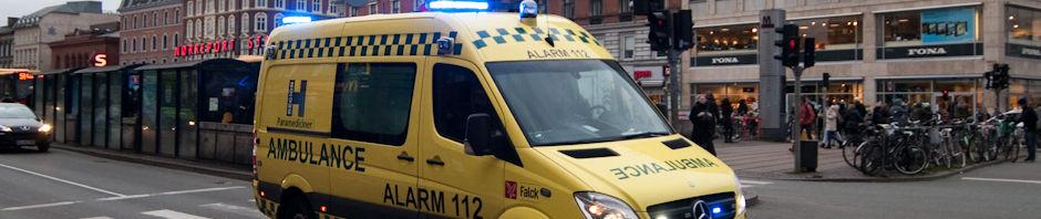 Region Hovedstaden vil selv køre ambulancer