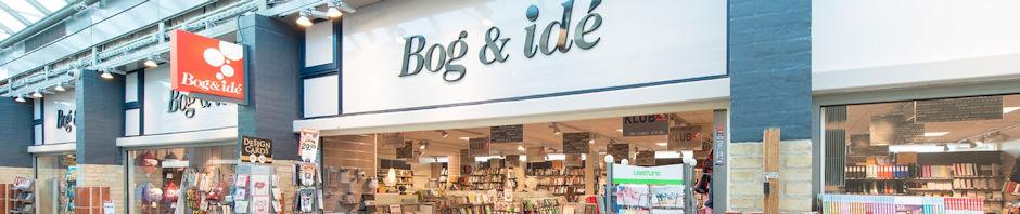 19 Bog & idé-butikker skifter kæde