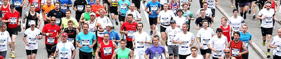 Copenhagen Marathon :-(