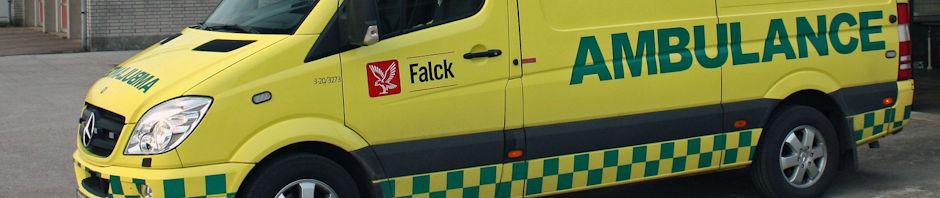 Konkurrencerådet melder Falck til Bagmandspolitiet