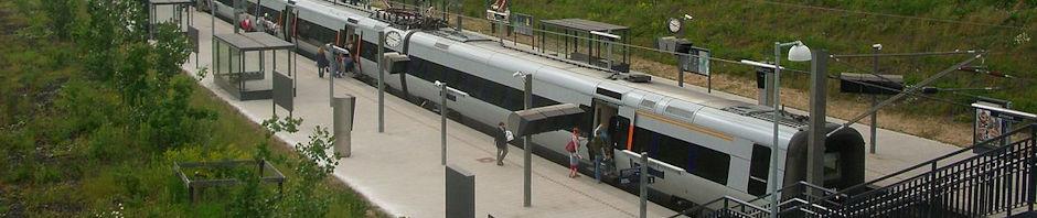 Regeringen vil udvide Københavns Lufthavns Station