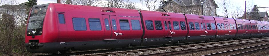 Screening af mulighed for S-tog på Kystbanen