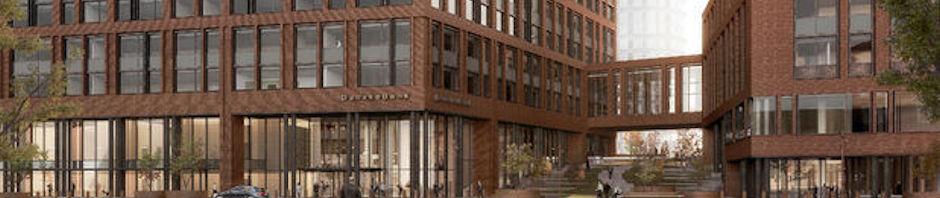 Danske Bank flytter hovedsæde til Postgrunden i København