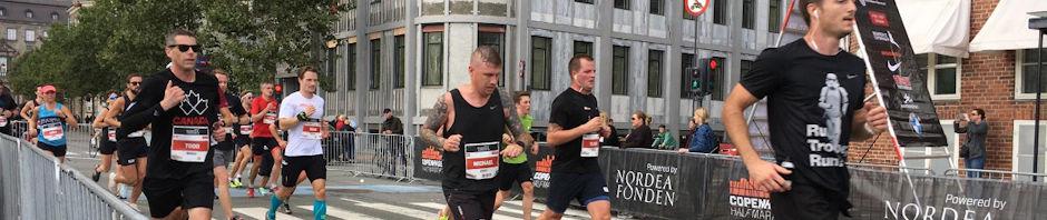 Copenhagen Half Marathon 2018