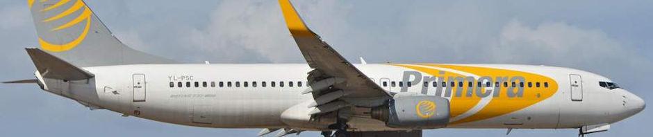 Flyselskab: Vi går konkurs til midnat