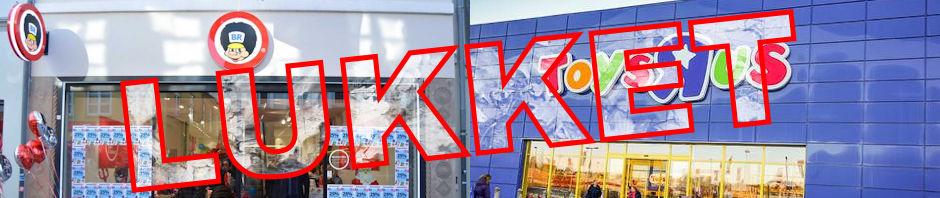 Konkursbo dropper BR-udsalg og lukker butikker