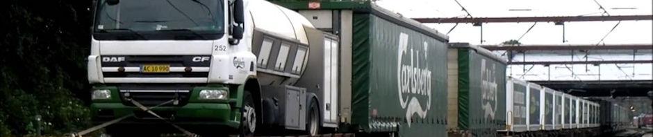 Nu kører DB Cargo igen øl efter togulykke - men med nye vogne