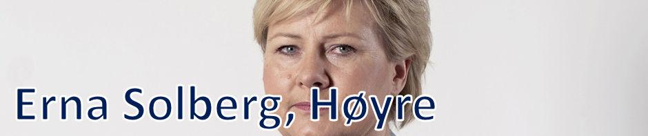 Ny regering på plads i Norge
