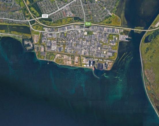 Gigantisk erhvervsområde skal bygges på ni nye holme ved København