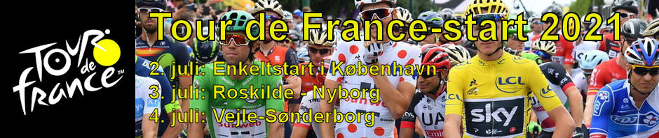 Tour de France i Danmark 2021