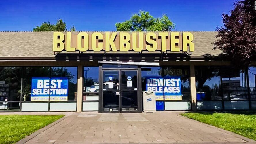 Engang var der 9000 - snart er der kun én Blockbuster tilbage i verden