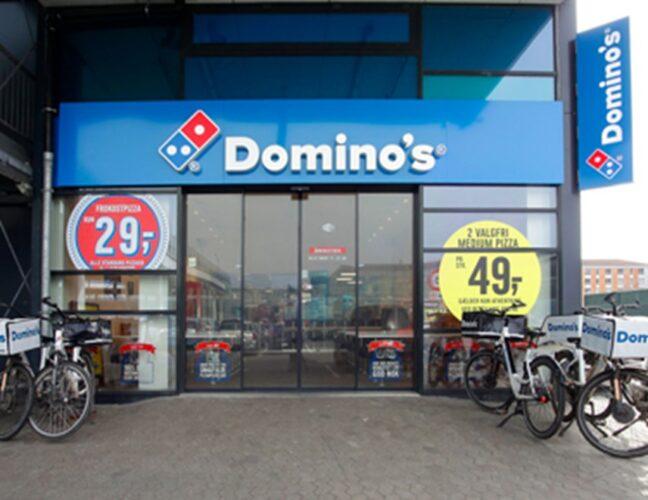 Domino's Danmark er solgt: Pizzeriaerne vil genåbne