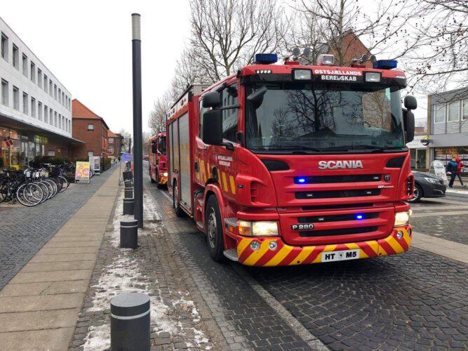 Køge, Solrød og Stevns går sammen om brandberedskabet