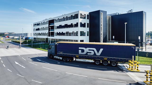 DSV opkøber schweizisk konkurrent
