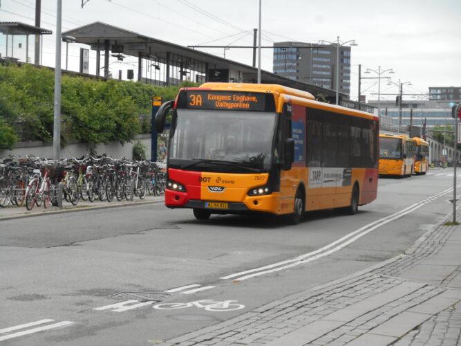 Busserne lægges om til Nyt Bynet 13. oktober