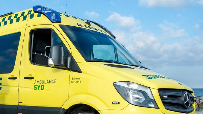 To regioner stiller med ambulancer ved Folkemødet