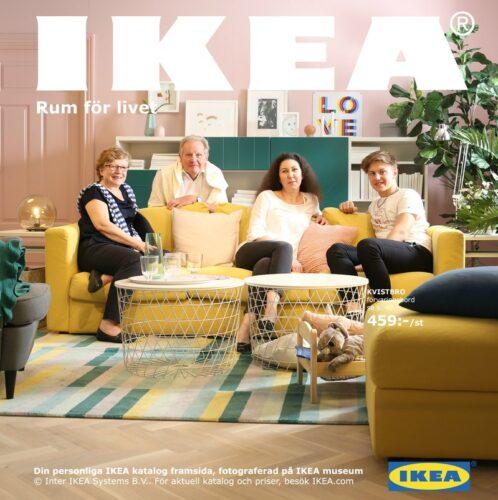 Ikea-kataloget er uddelt for sidste gang