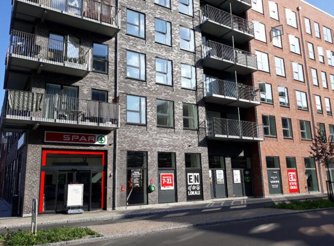 Spar åbner i Sydhavnen
