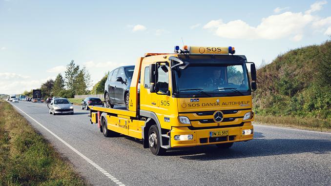 SOS Dansk Autohjælp i Nordvestsjælland kaster håndklædet i ringen