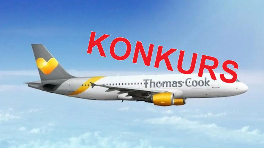 Den britiske rejsegigant Thomas Cook indgiver konkursbegæring
