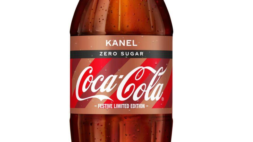 Coca-Cola Zero Sugar Kanel