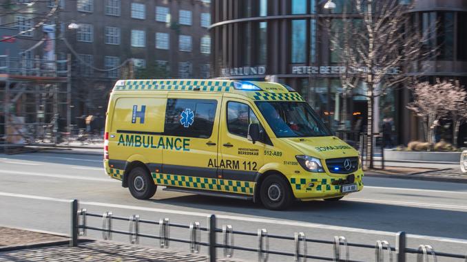 Region Hovedstaden forlænger ambulancekontrakter