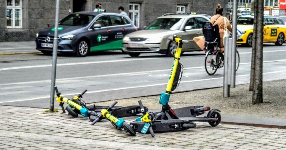 Nyt lovforslag skal sikre, at el-løbehjul ikke længere flyder i gaderne