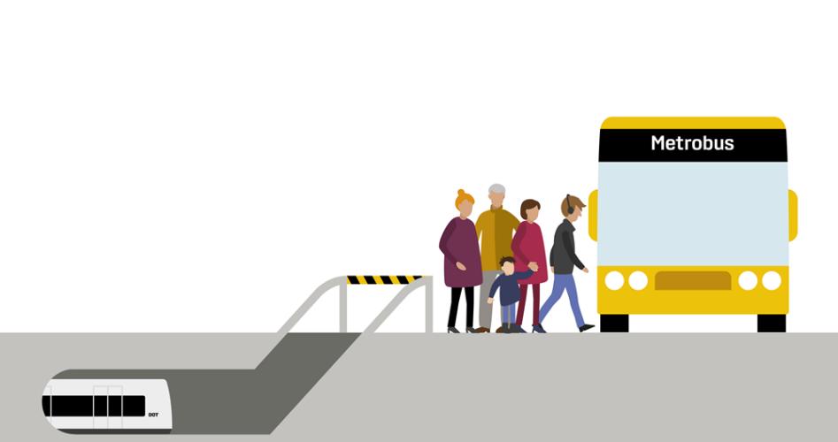 Metroens M3 Cityringen lukker i to uger i januar - sådan gør du