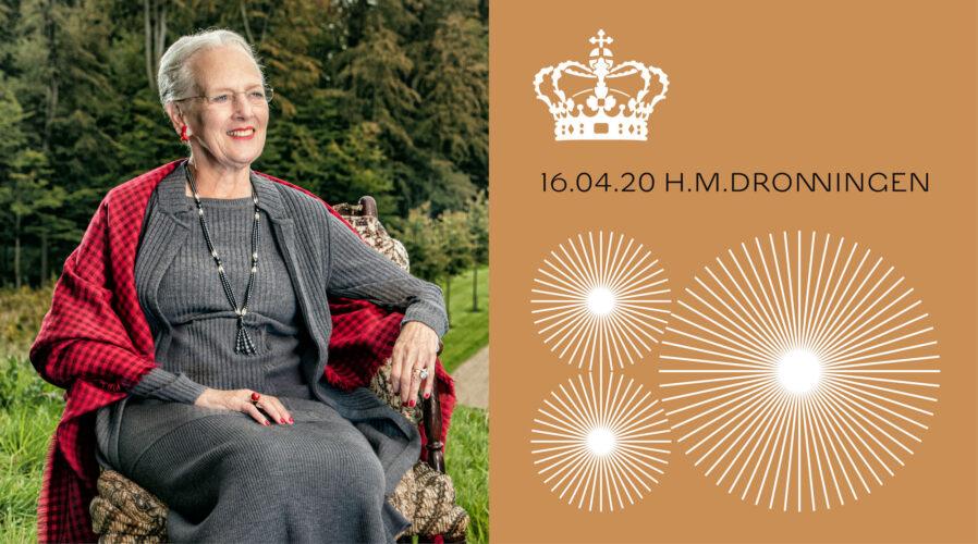 H.M. Dronningens 80-års fødselsdag