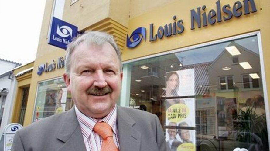 Louis Nielsen er død