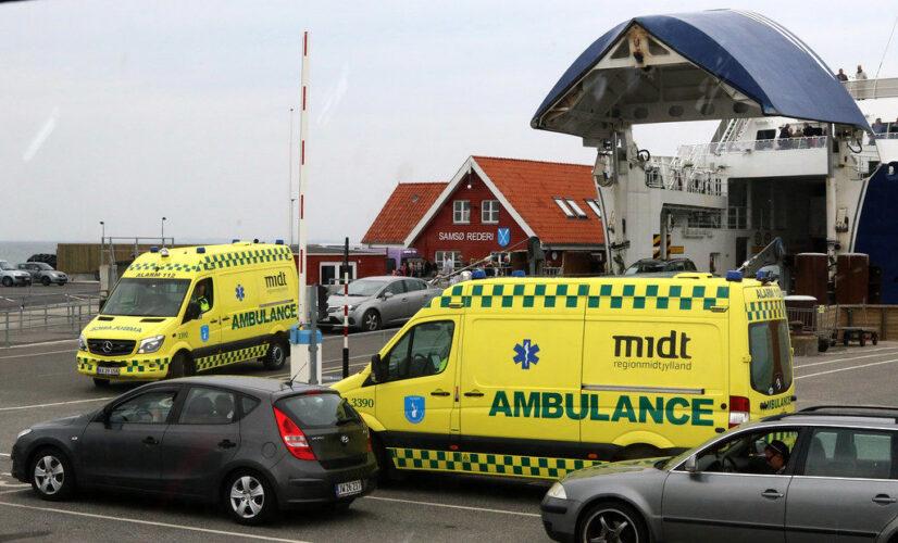 Samsø Redningskorps får 10-årig kontrakt på ambulancekørsel